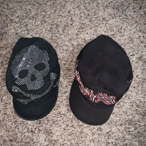 Accessories - Womens hats, both have been worn but are in gd con